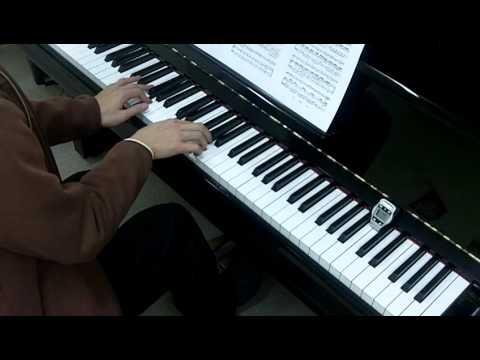 Suzuki Violin Book 2 No.11 Beethoven Minuet in G Piano Accompaniment Practice 72 bpm