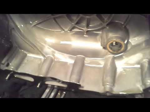 Boulevard WorkShop - Осмотр  двигателя после промывки со снятием крышки сцепления Boulevard M50, Bo