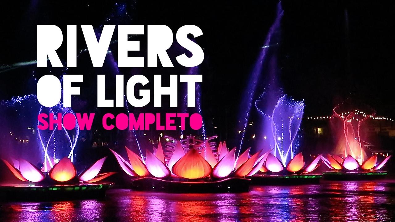Rivers Light Animal Kingdom
