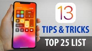iOS 13 Tips, Tricks & Hidden Features - Top 25 List