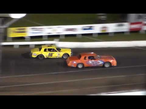 Hobby Stock Amain @ Farley Speedway 10/20/17