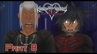 Kingdom Hearts 2.8 HD | Dream Drop Distance Gameplay | Part 8