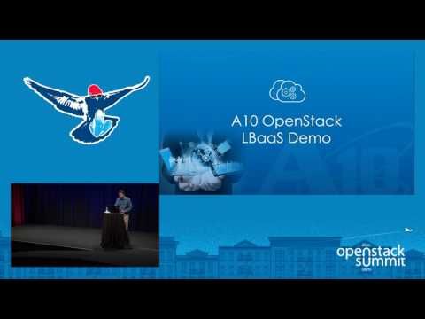 A10 Networks, Inc- Secure Application Delivery Services for Applications Hosted in OpenStack Private