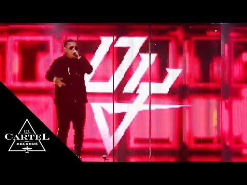 Daddy Yankee Improvisando en Puerto Rico