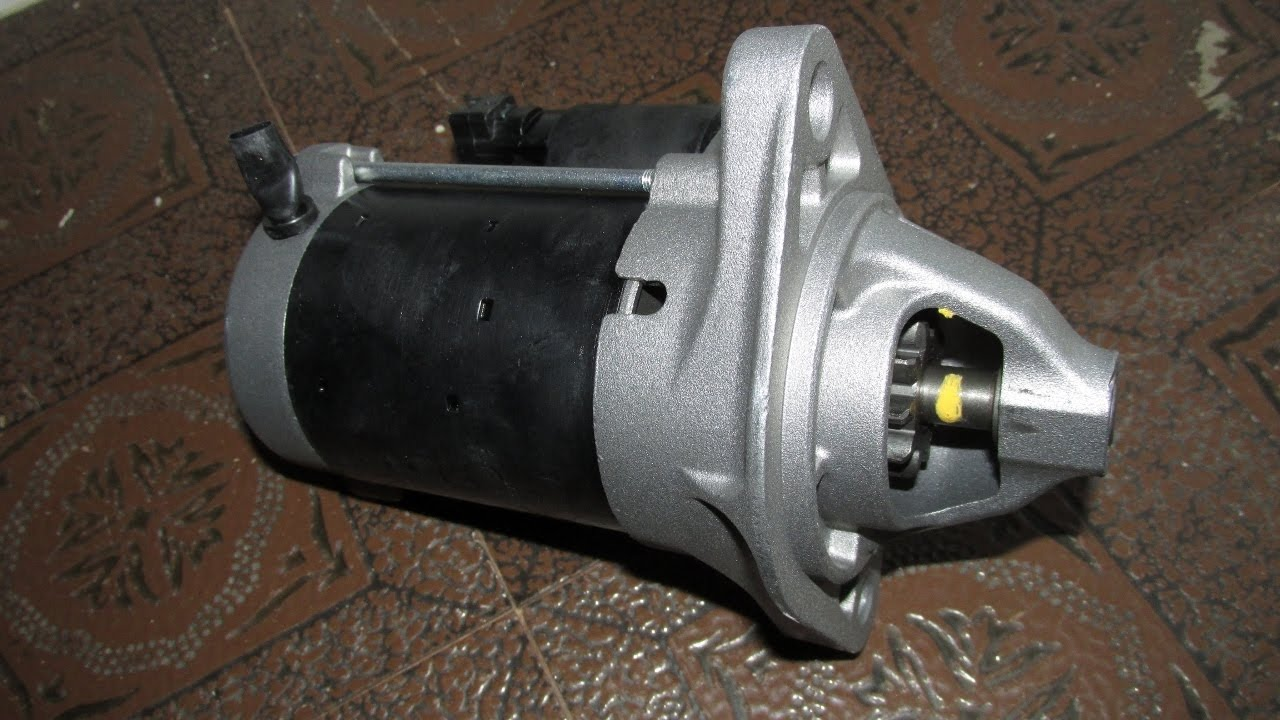 Replacing Starter With Cost Warranty Info 2003 Toyota Corolla