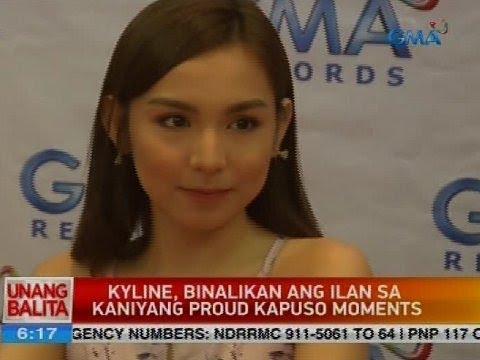 Kyline Alcantara, pumirma ng kontrata sa GMA records