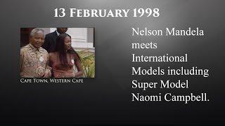 The Mandela Diaries: 13 February 1998
