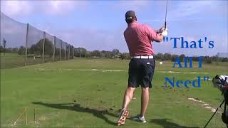 Testimonial from a 3 Day Golf School Student