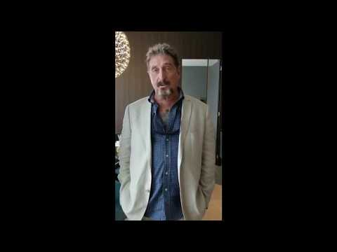 Merry Christmas from John McAfee Mp3