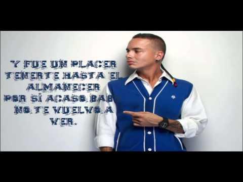 Yo Te Lo Dije. J-Balvin (Original) con letra(HD) REGGAETON 2012.mp4