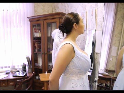 Свадебное Платье для Нестандартной Фигуры. Как Создать Свой Неповторимый Образ? Говорит ЭКСПЕРТ