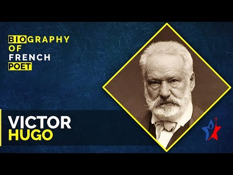 Victor Hugo Biography in English