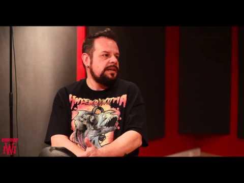Rap Over S02E06 - Δημήτρης Μεντζέλος (Ημισκούμπρια)  Part 2/2 (Interview)