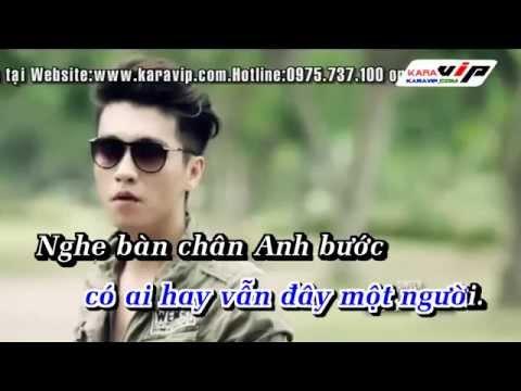 Karaoke HD Van Yeu Em Nhu Ngay Xua - Hoang Hung Full Beat