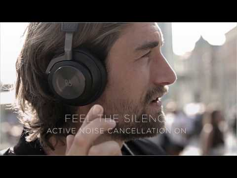 B&O Beoplay H9 Wireless Active Noise Cancelling Over-Ear Headphones @ JB HIFI