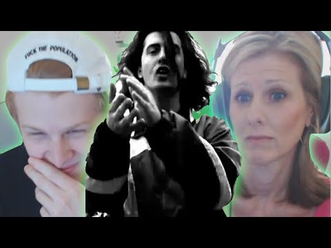 Mom reacts to GHOSTEMANE @GHOSTEMANE