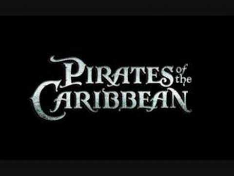 Disney's Pirates of The Caribbean Main Theme: The Black Pearl