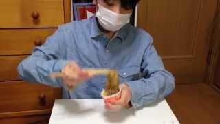ポッキーによる納豆混ぜ講座 thumbnail