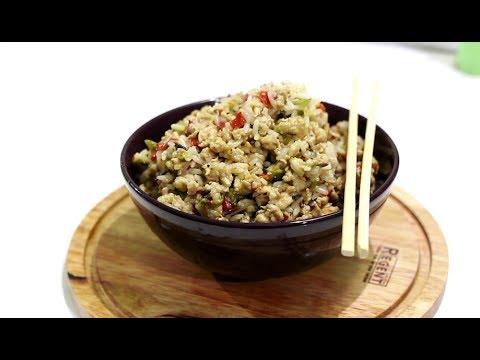 фарш куриный с рисом