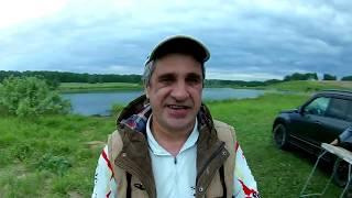 Новое озеро новые надежды Рыбалка с начевкой