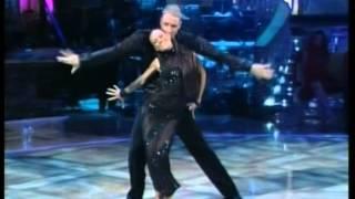 Ballando con le stelle Rumba Natalia Titova + Massimiliano Rosolino