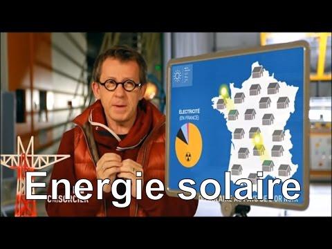 Quel est l'avenir du photovoltaïque en France ? - C'est pas sorcier