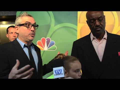 Alfonso Cuarón, Johnny Sequoyah and Delroy Lindo - Believe - NBC Upfronts