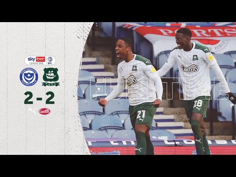 Portsmouth Plymouth Goals And Highlights