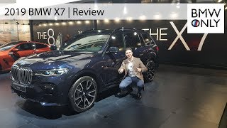 2019 BMW X7 xDrive | Exterior | Interior | Review