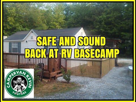 Safe And Sound At RV BaseCamp