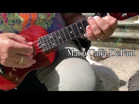 Dona Nobis Pacem on soprano ukulele