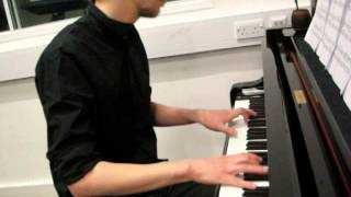 Radiohead - Optimistic (piano cover + sheet music)