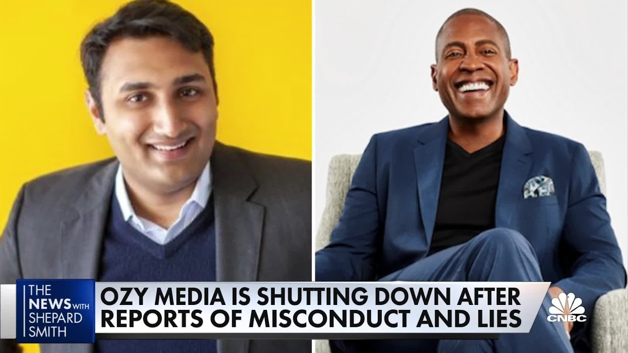 Carlos Watson Says Ozy Media Won't Shut Down After All: We Are ...