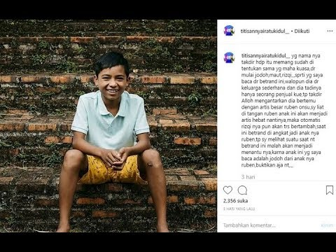 🔴 Netijen Merinding Nyai Kidul Ramal Nasib Betrand Peto Putra Angkat Ruben Onsu