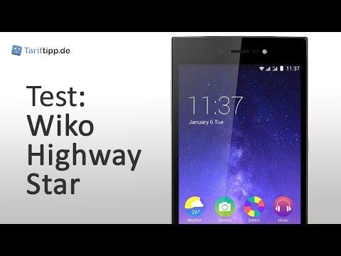 Wiko Highway Star | Test deutsch