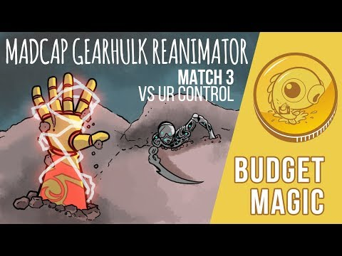 Budget Magic: Mardu Gearhulk Reanimator vs UR Control (Match 3)