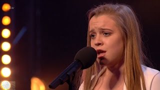Video Britain's Got Talent 2017 Full Audition Leah Barniville 14 Year Old Opera Singer S11E06 download MP3, 3GP, MP4, WEBM, AVI, FLV Agustus 2018