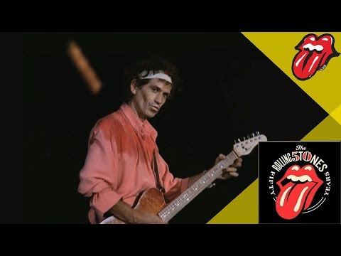 The Rolling Stones - Paint It Black - Live 1990