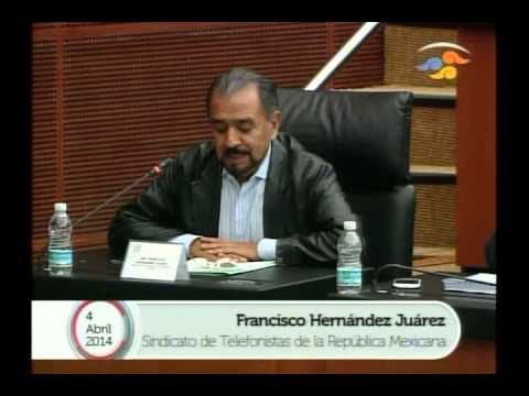 Foro Análisis de Leyes Secundarias en Telecom. 4 Abril - Parte VII