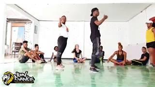 LION DANCE  - LION RAGGA (meek mill ft meli W.T.S)