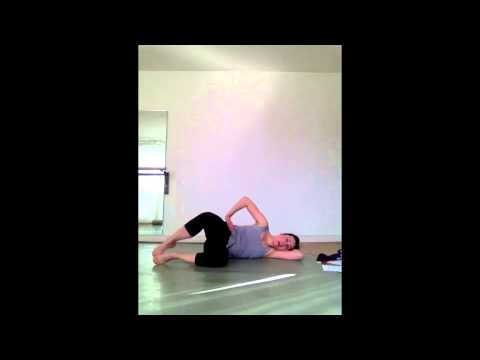 Great Pilates based workout for Ballet Students