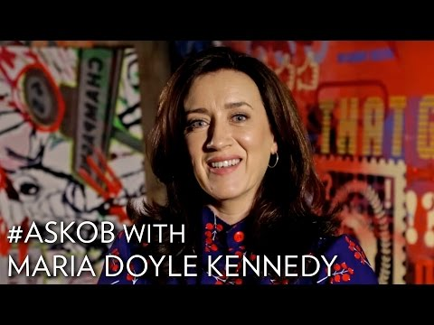 AskOB with Maria Doyle Kennedy  Living as Alison