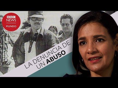 Daniel Ortega, mi padrastro, abusó sexualmente de mí desde que tenía 9 años