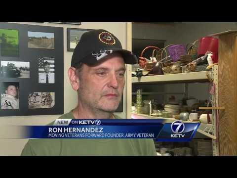 Moving Veterans Forward program furnishing 800-plus homes