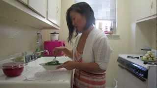 Couscous With Mango Guacamole