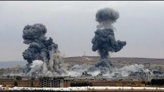 مقتل 25 مدنيا في غارات على مدينة الرقة السورية