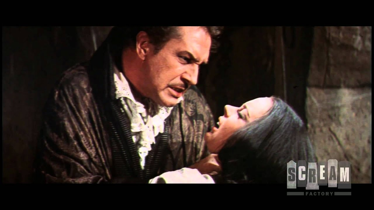 The Pit and the Pendulum - Vincent Price (1961) - Official Trailer