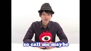 Yuki Furukawa Singing Call Me Maybe!!!