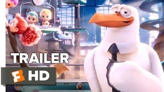 Storks Official Teaser Trailer #1 (2016) - Kelsey Grammer Animated Movie HD