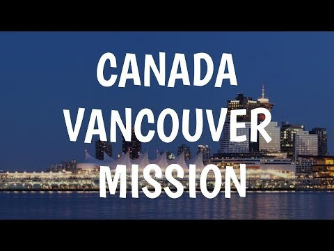 Canada Vancouver Mission